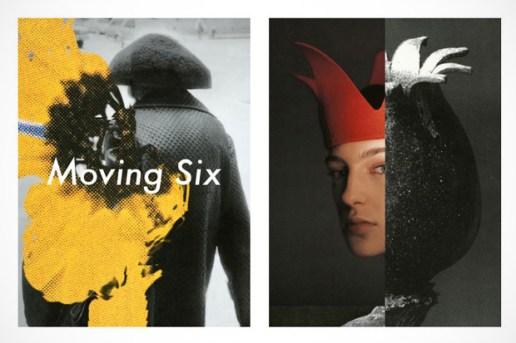 """COMME des GARCONS Unveils """"Launching Six"""" iPad App"""