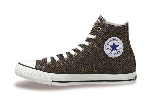 Converse 2012 Fall Chuck Taylor All Star Harris Tweed Hi