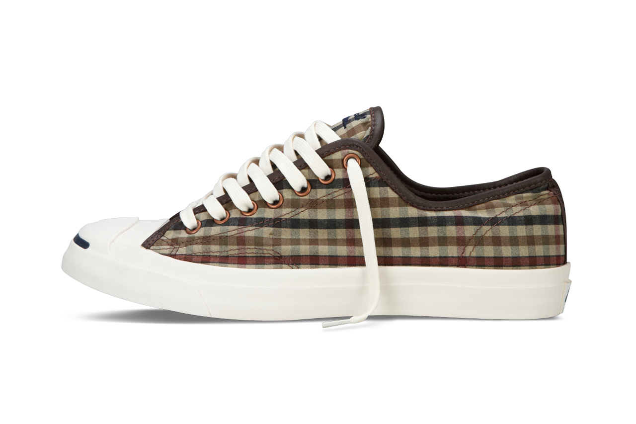 Converse 2012 Holiday Jack Purcell British Millerain