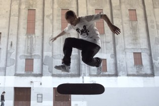 DEF Skateboards Video Captures Skateboarding in Stunning HD Slow Motion