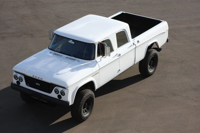 Dodge D200 Truck by ICON