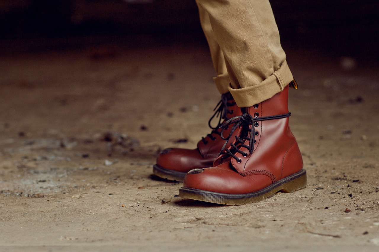 dr martens 2012 fall winter individual style united spirit editorial