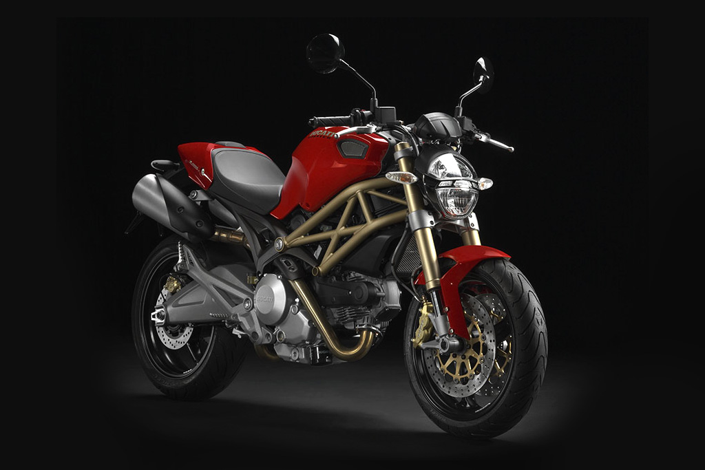Ducati 20th Anniversary Monster Motorcycle