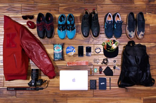 Essentials: Ronnie Fieg
