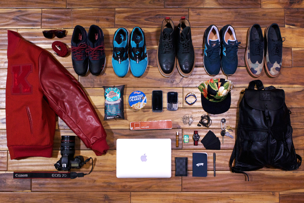 essentials ronnie fieg