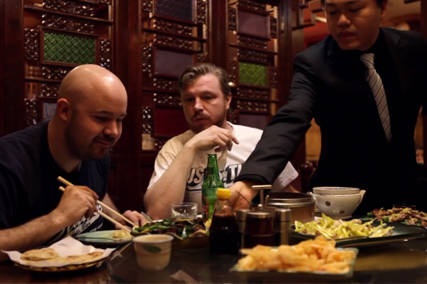 """""""Exotic Dim Sum"""" is on the Menu for Animals Eating Animals Episode 3"""