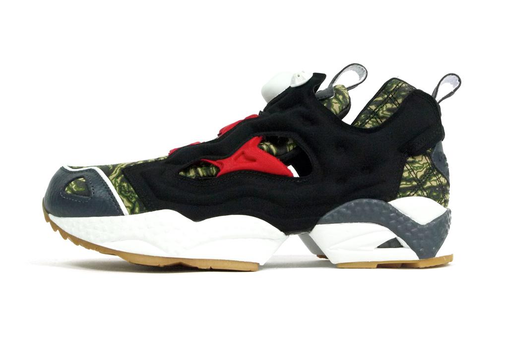 EXPANSION x mita sneakers x Reebok 2012 INSTA PUMP FURY