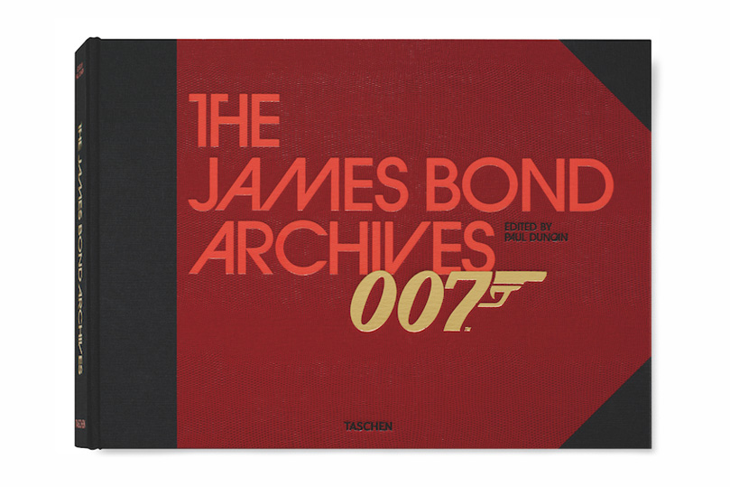 Fifty Years of 007 in TASCHEN's The James Bond Archives