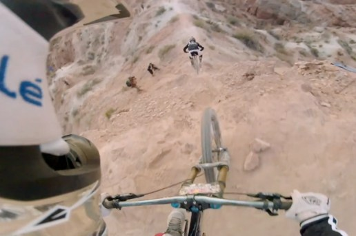 FMB World Tour GoPro Course Preview Video @ Red Bull Rampage 2012