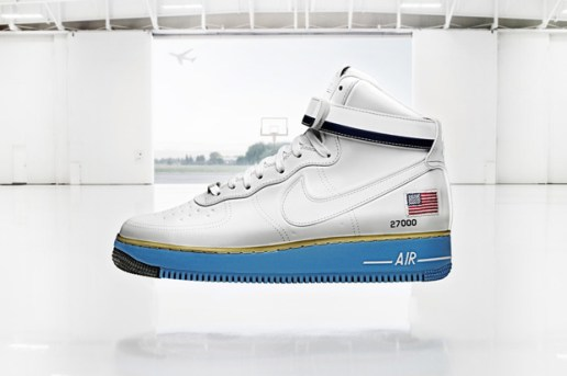 Nike Sportswear's Air Force 1 Homage to the US President's Private Jet