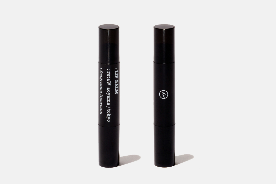 fragment design x retaw 2012 fragrance lip balm