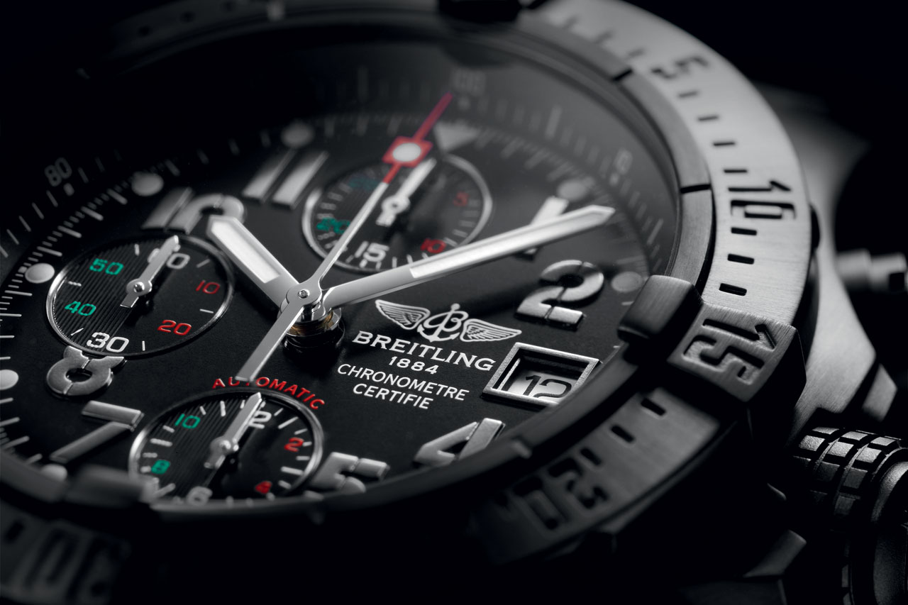 francisco toldeo x breitling avenger blacksteel chrono aguila real mexicana