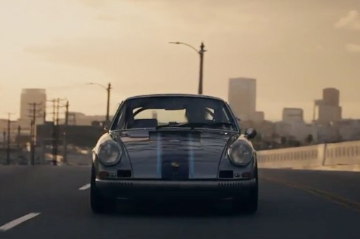 Full-On Porsche Porn with the Full Release of Urban Outlaw