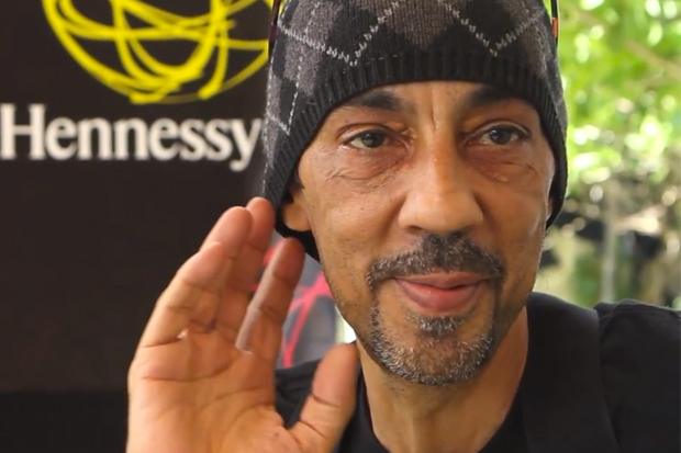 Futura Talks Hennessy Bottles and 13thWitness