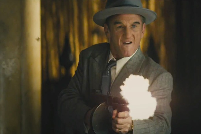 Gangster Squad Official Trailer #2