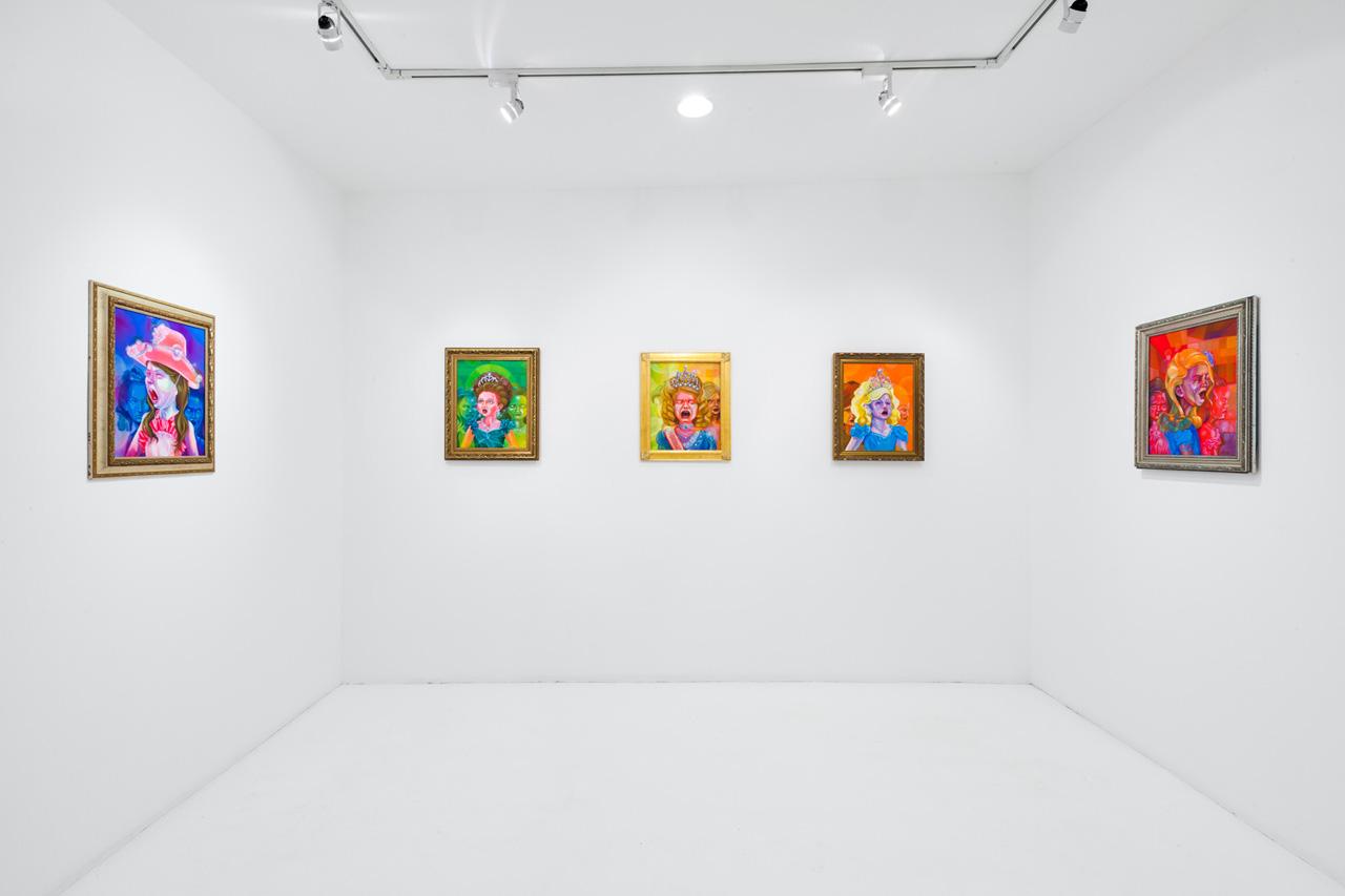 "George ""EWOK"" Thompson ""Pageantry"" Exhibition @ Known Gallery Recap"
