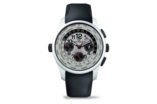 Girard-Perregaux WW.TC Chronograph White Ceramic Watch