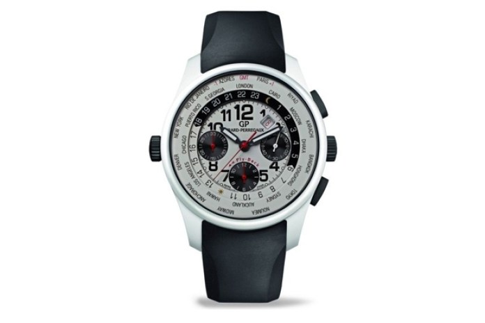 Girard-Perregaux WW.TC Chronograph White Ceramic Watch