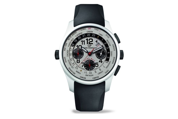 girard perregaux ww tc chronograph white ceramic watch