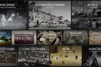 Google Cultural Institute Provides Beautiful History Lessons