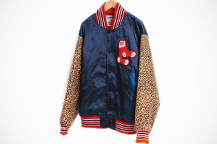 Gourmet x Mitchell & Ness Vintage Satin Jacket