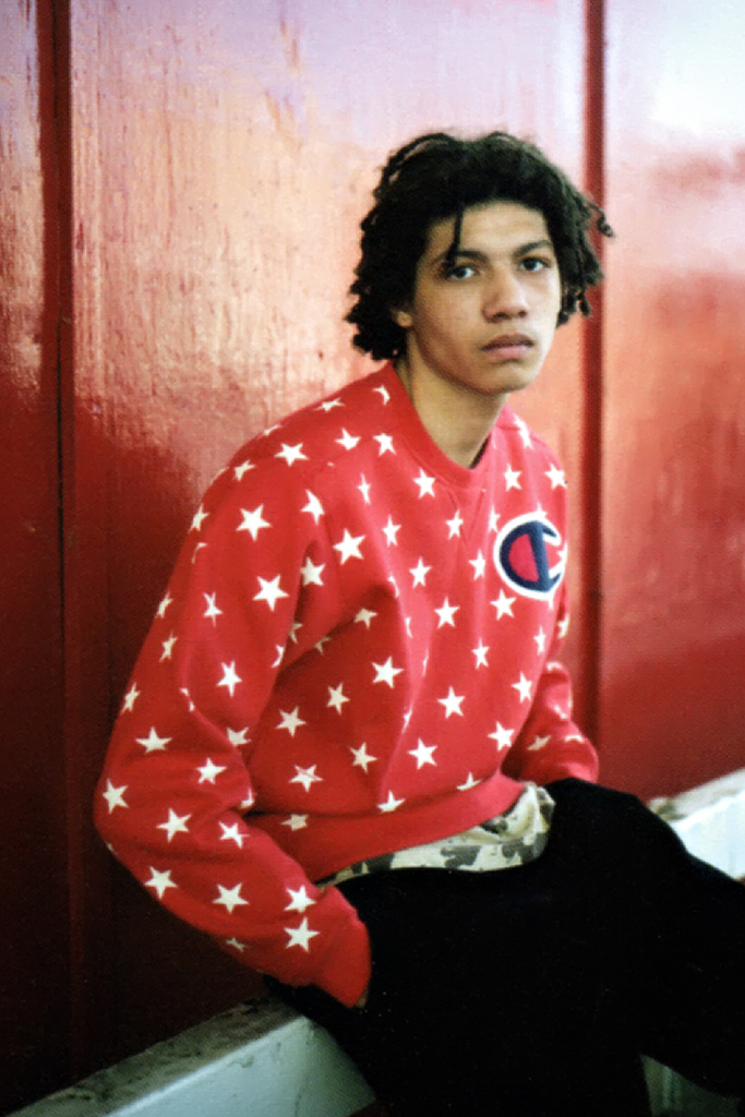 supreme previews new collaborations in grind 2012 fall winter editorial