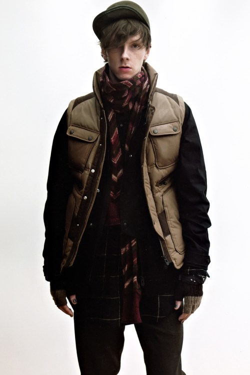 GRIND: White Mountaineering 2012 Fall/Winter Collection Editorial