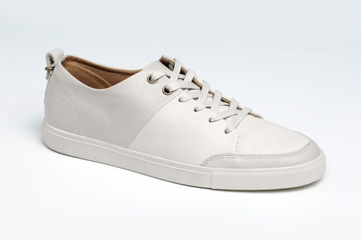 "Haerfest Continues Their ""Alpha Experiment"" with These Minimalist Leather Sneakers"