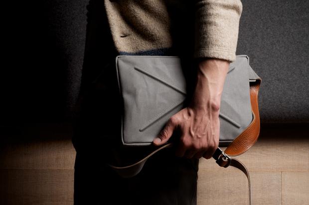 hard graft Flat Pack Bag