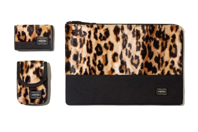 Head Porter 2012 Fall/Winter Leopard Mombasa Accessories Collection
