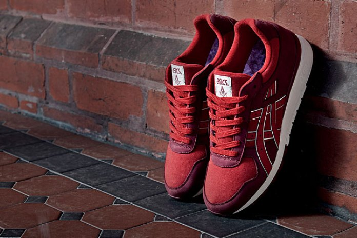 "Highs and Lows x ASICS ""BRICKS and MORTAR"" Pack"