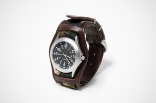 hobo YARDWORK Camo Quartz Watch