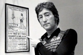 How a Fan Recreated the Beatles Poster that Inspired John Lennon's Oddest Song