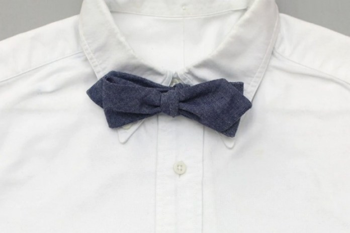 How to Tie a Bow Tie by The Hill-Side Video