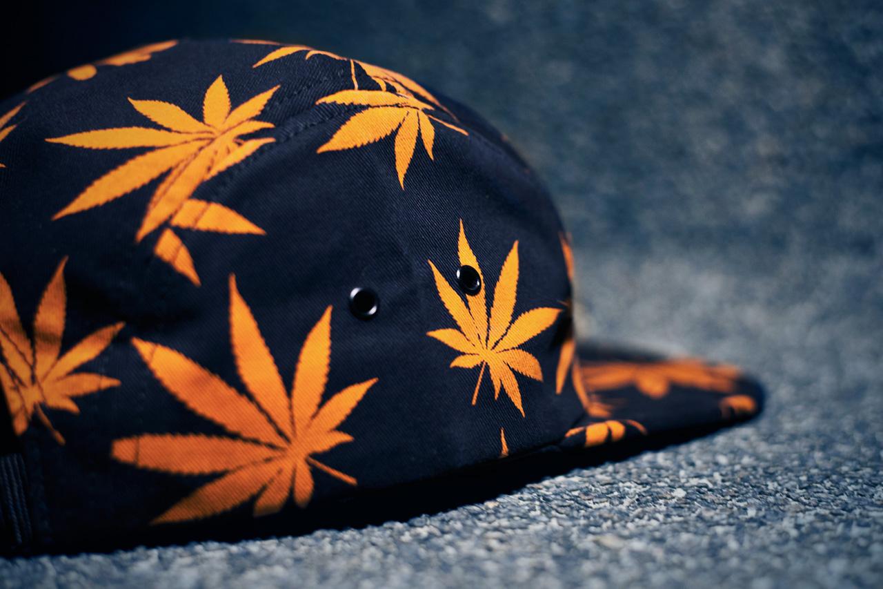 HUF 2012 Fall Plantlife Halloween Pack