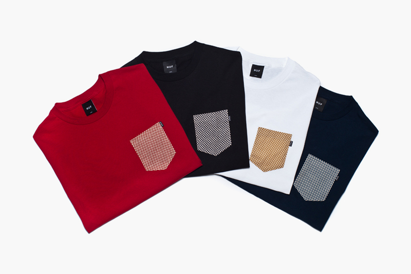 HUF 2012 Fall/Winter Check Pack