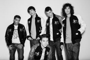 HYPEBEAST Magazine: STUSSY & THE HEARTBREAKERS 2012 Fall/Winter Editorial