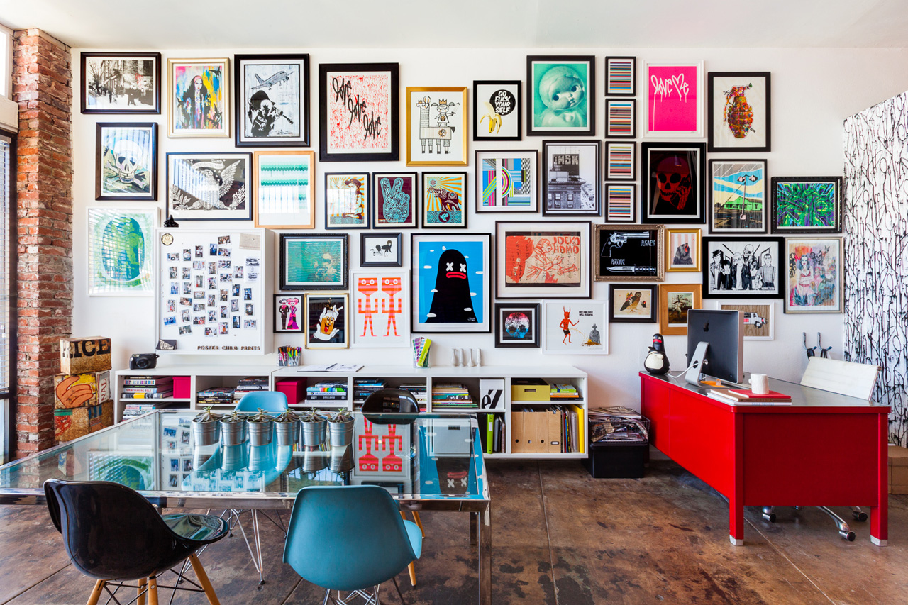 HYPEBEAST Spaces: The Offices of Sonja Teri's Poster Child Prints