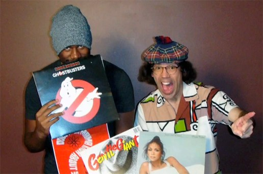 i am OTHER: Nardwuar vs. Flying Lotus