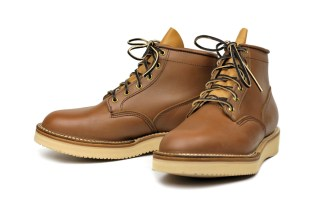 Viberg 2012 Fall/Winter Scout Boot