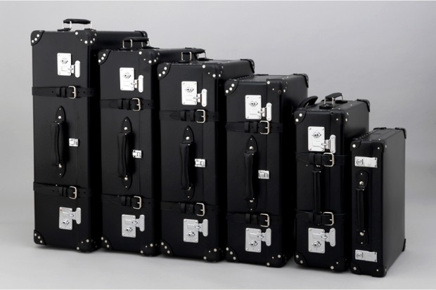 James Bond's Luggage of Choice with Globe-Trotter