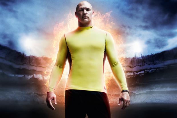 Jay Cutler and Brian Urlacher Discuss Nike Hyperwarm