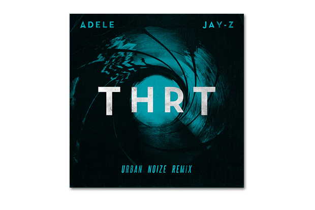 jay z featuring adele thrt the end urban noize remix