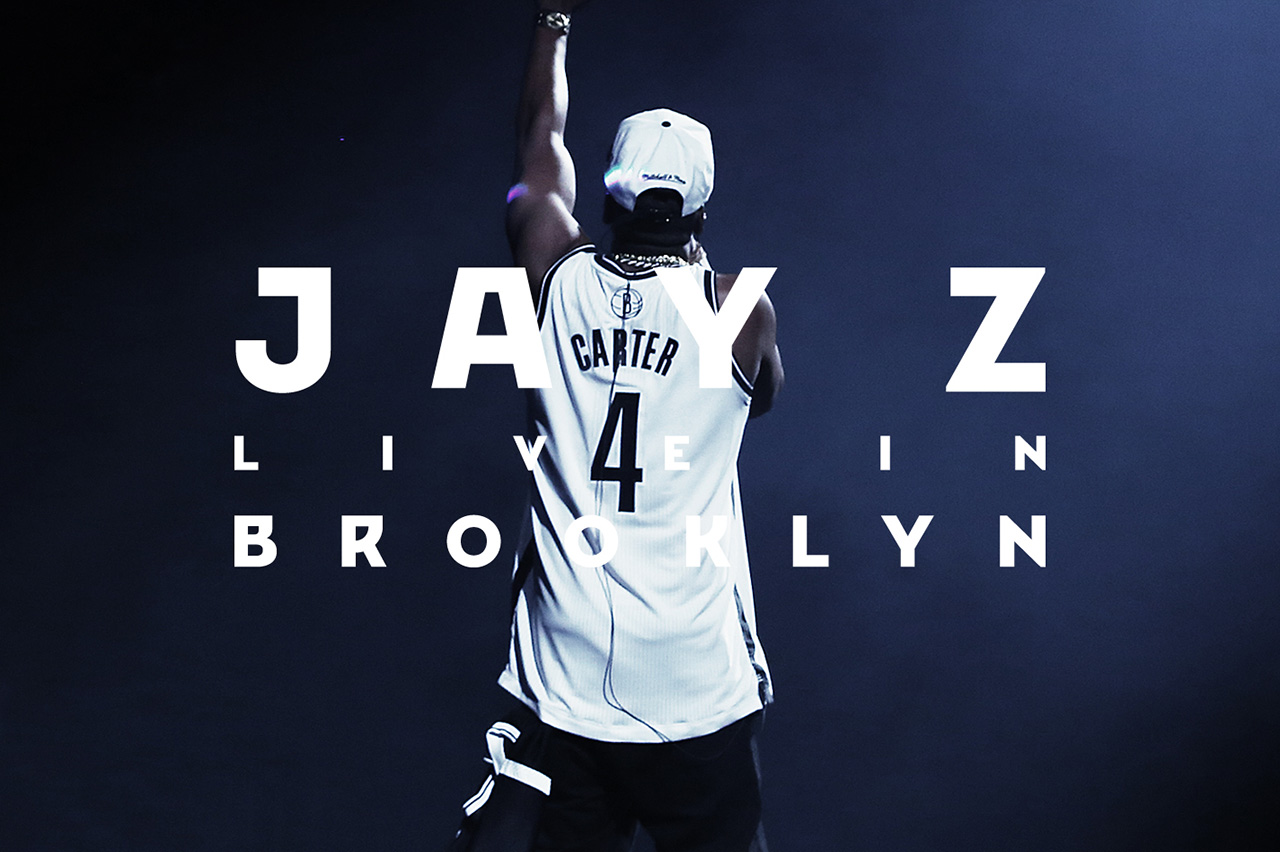 Jay-Z To Release 'Live in Brooklyn' EP