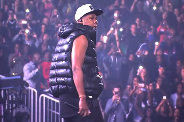 Jay-Z's Upcoming Show @ Barclays Center to be Live-Streamed on YouTube