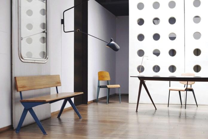 jean prouve hypebeast. Black Bedroom Furniture Sets. Home Design Ideas