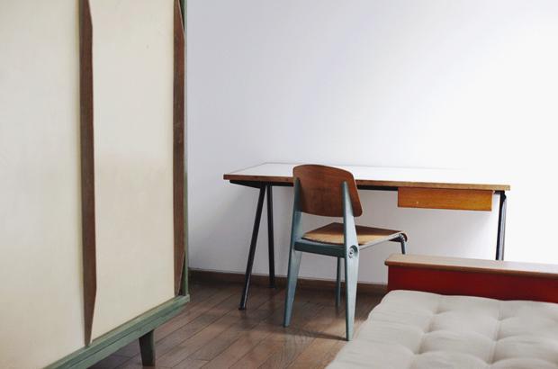 Jean Prouvé Exhibition @ Jousse Entreprise