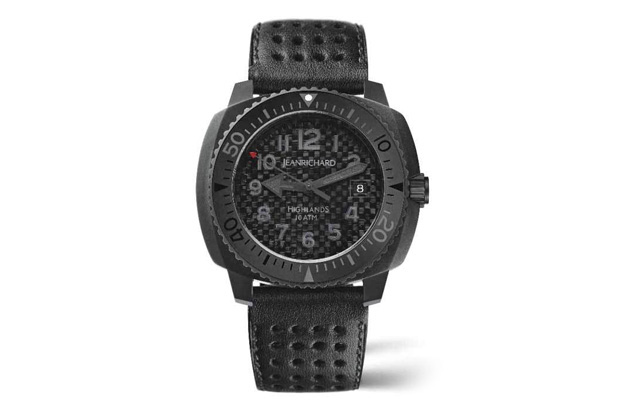 JeanRichard Highlands CDC Carbon Watch
