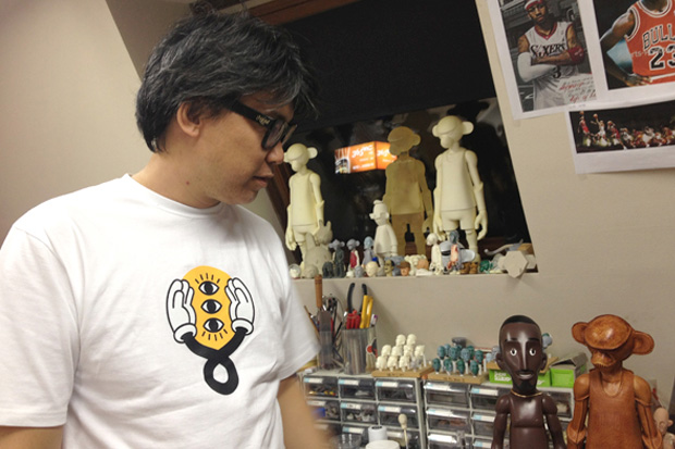 sophia chang visits coolrains studio in seoul south korea