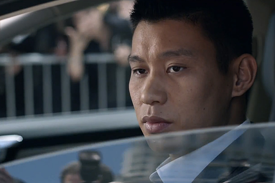 Jeremy Lin Stars in his First Volvo Ad